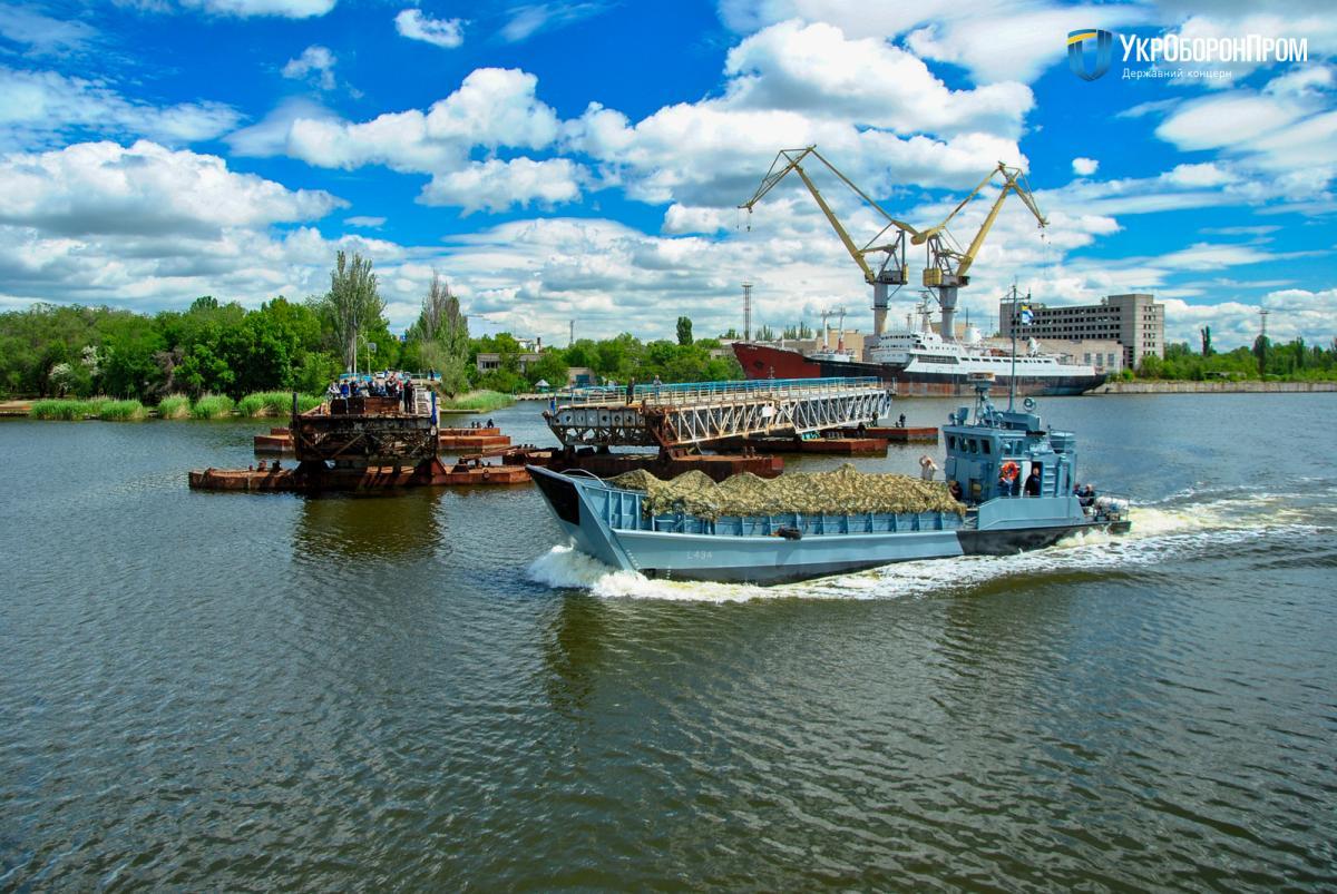 Ремонт длился три года / фото Укроборонпром