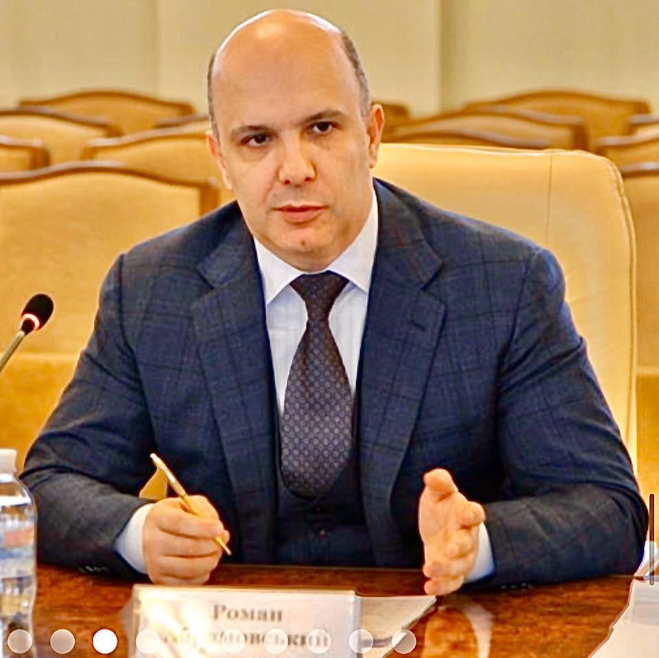 Романа Абрамовського рекомендують на посаду міністра екології/ Фото facebook.com