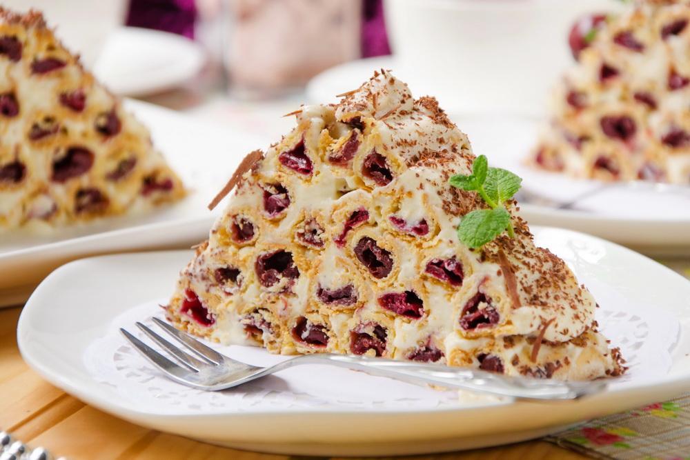 Как приготовить торт Монастырская изба / фото dela-ruk.ru