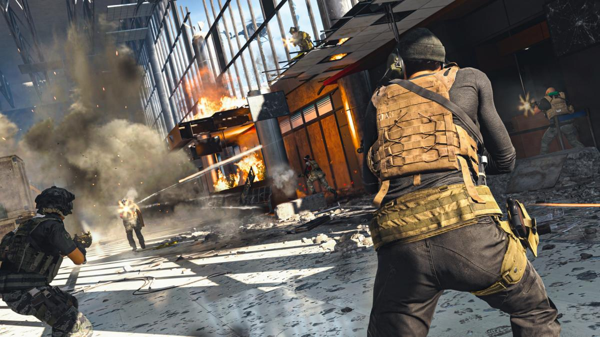 Call of Duty: Warzone / скріншот store.playstation.com
