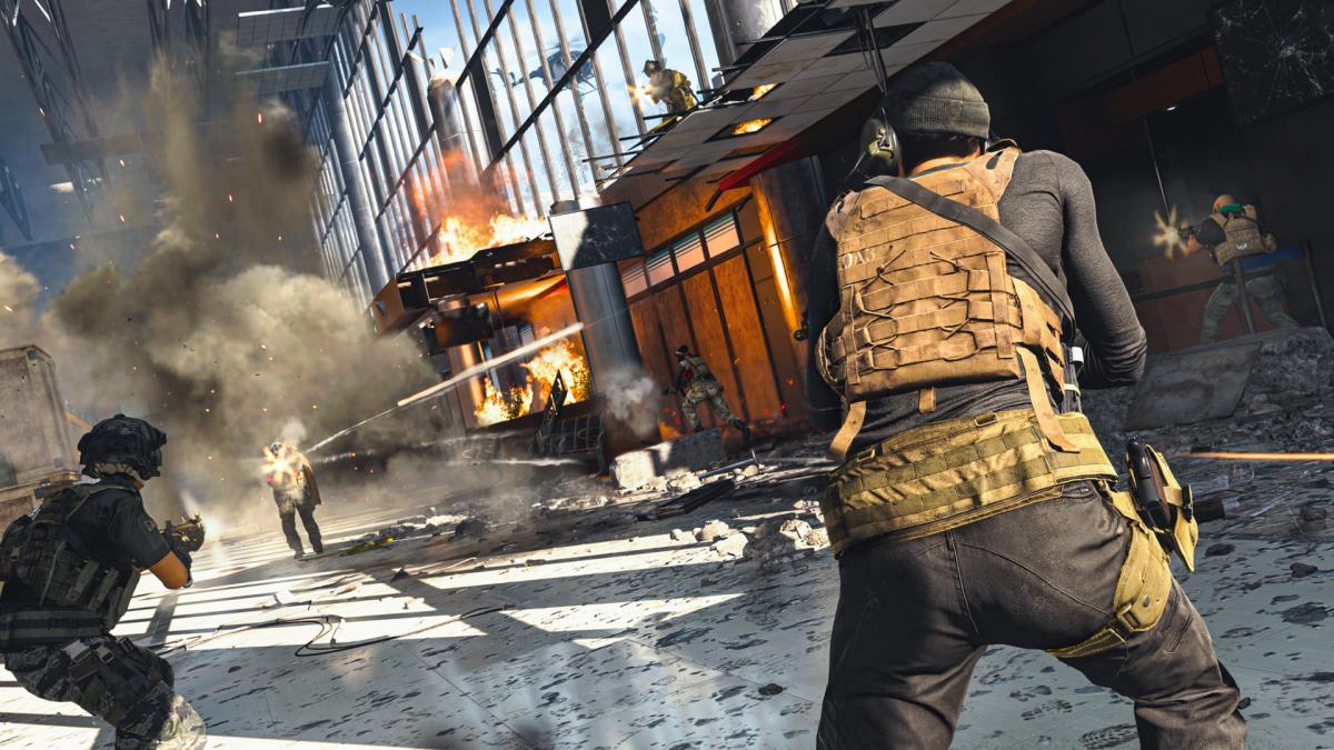 Чиновнику не сподобалася Call of Duty:Warzone / фото Activision