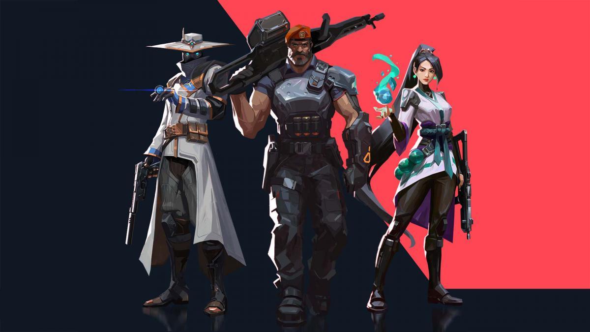 Сьогодні шутер від творцівLeague of Legends вийшов з бета-тесту / скріншот playvalorant.com