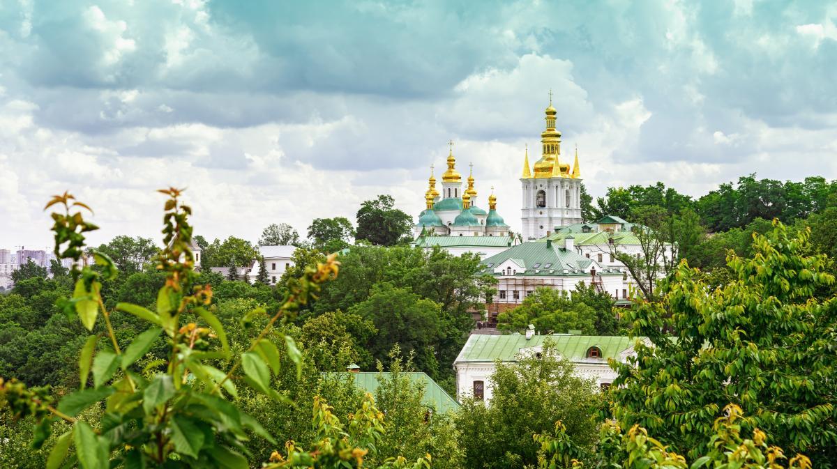 Зеленский ответил на петицию о Киево-Печерской лавре / фото ua.depositphotos.com