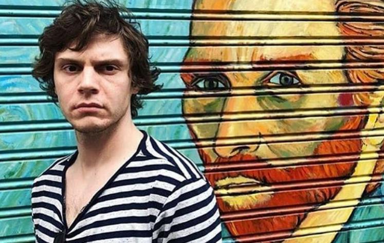 """Питерс сыграл Ртуть в фильмах серии """"Люди Икс"""" \ instagram.com/evan_peters"""