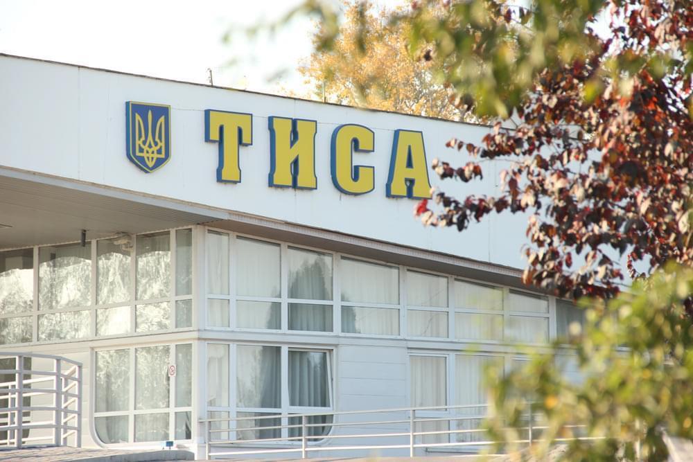 На Закарпатті перевізники перекривали кордон / фото Державної митної служби України