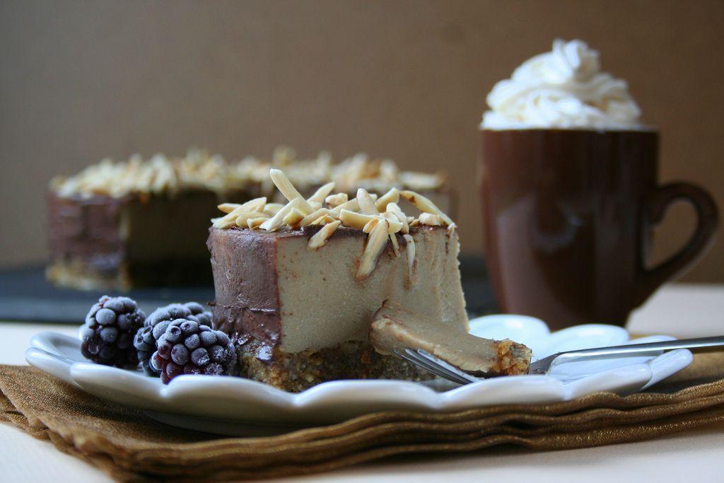 Вкусный торт без выпекания – рецепт / фото pinterest.ch