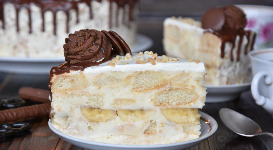 Как приготовить торт без выпечки / фото gastronom.ru
