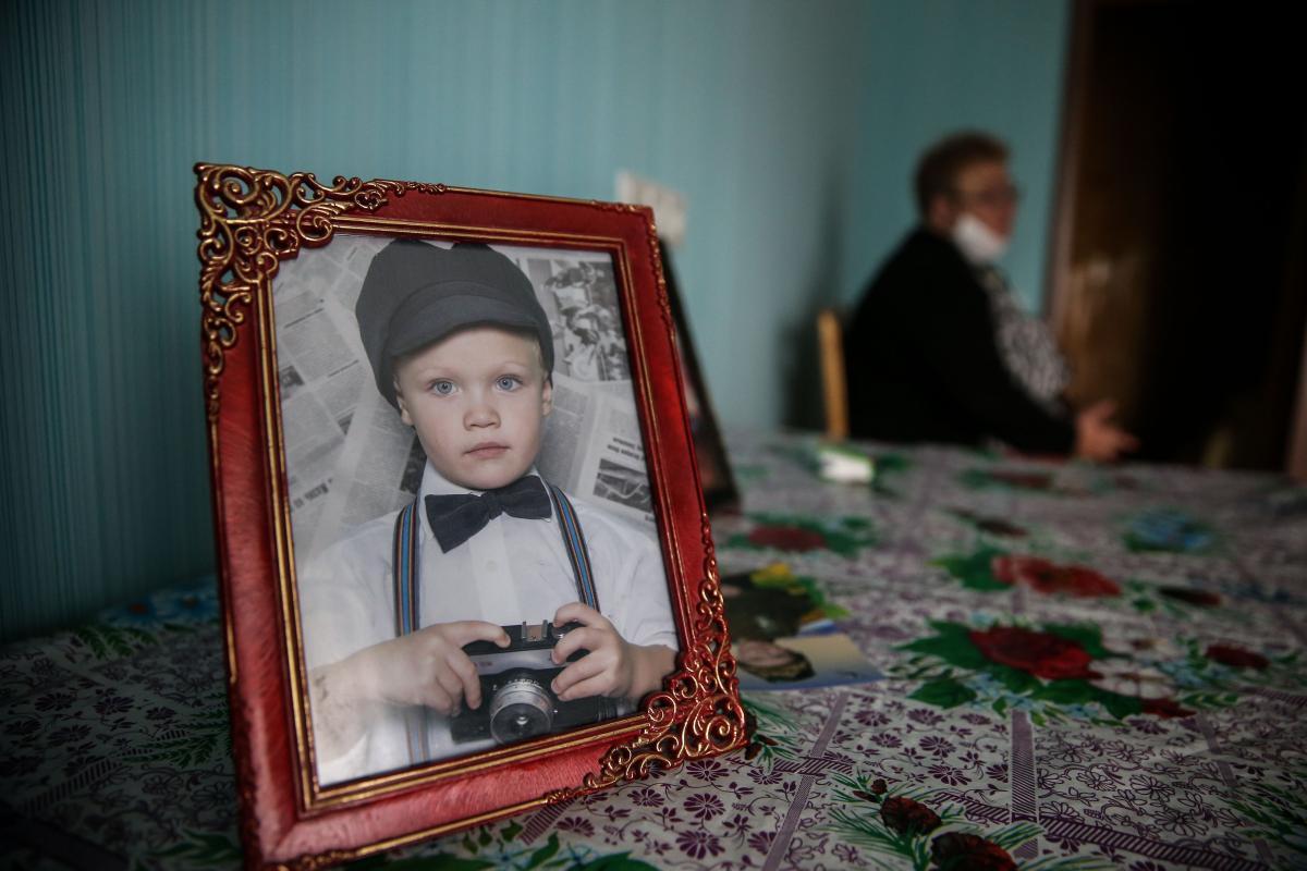 Кирилла Тлявова убили год назад / фото УНИАН