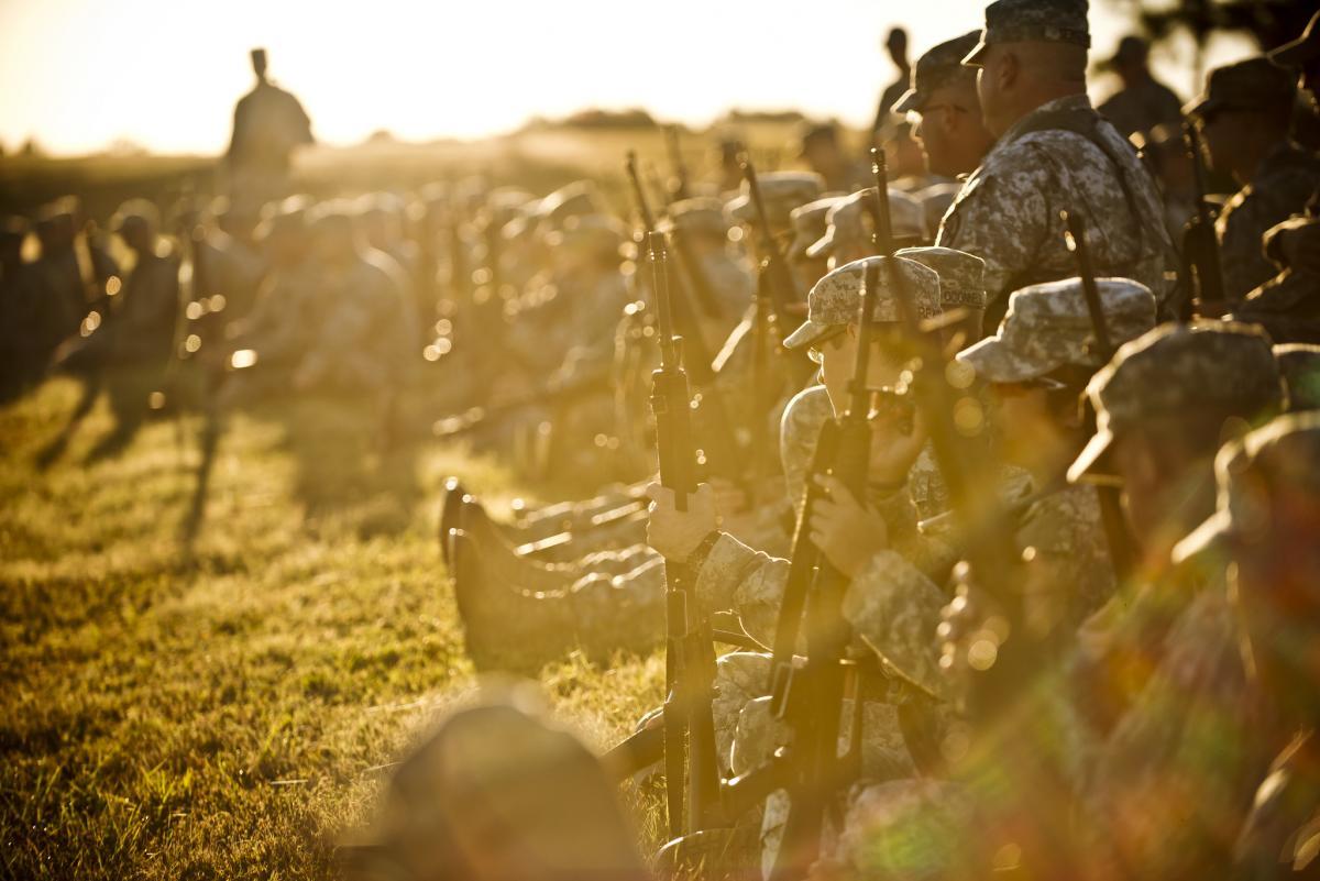Армия США не хочет, чтобы Трамп пользовался ей ради собственной выгоды / Flickr/The U. S. Army