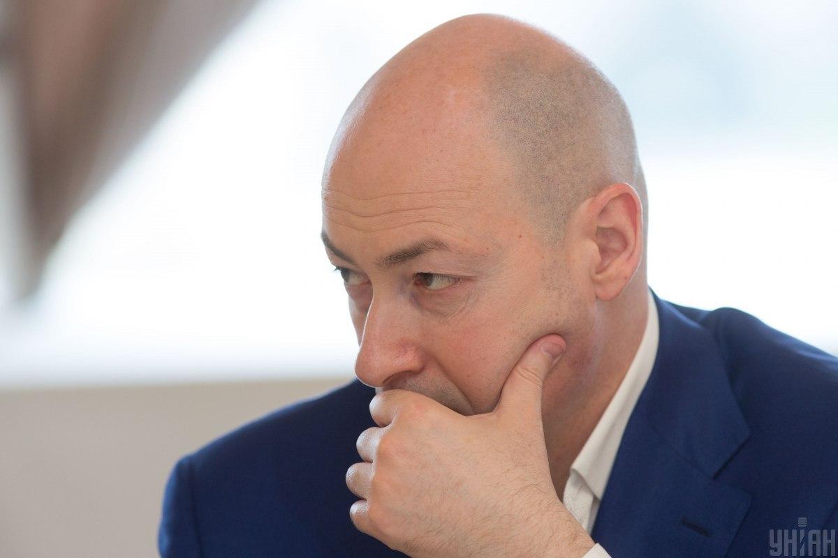Гордон вважає Ткаченко хорошою кандидатурою на посаду голови Мінкульту / фото УНІАН