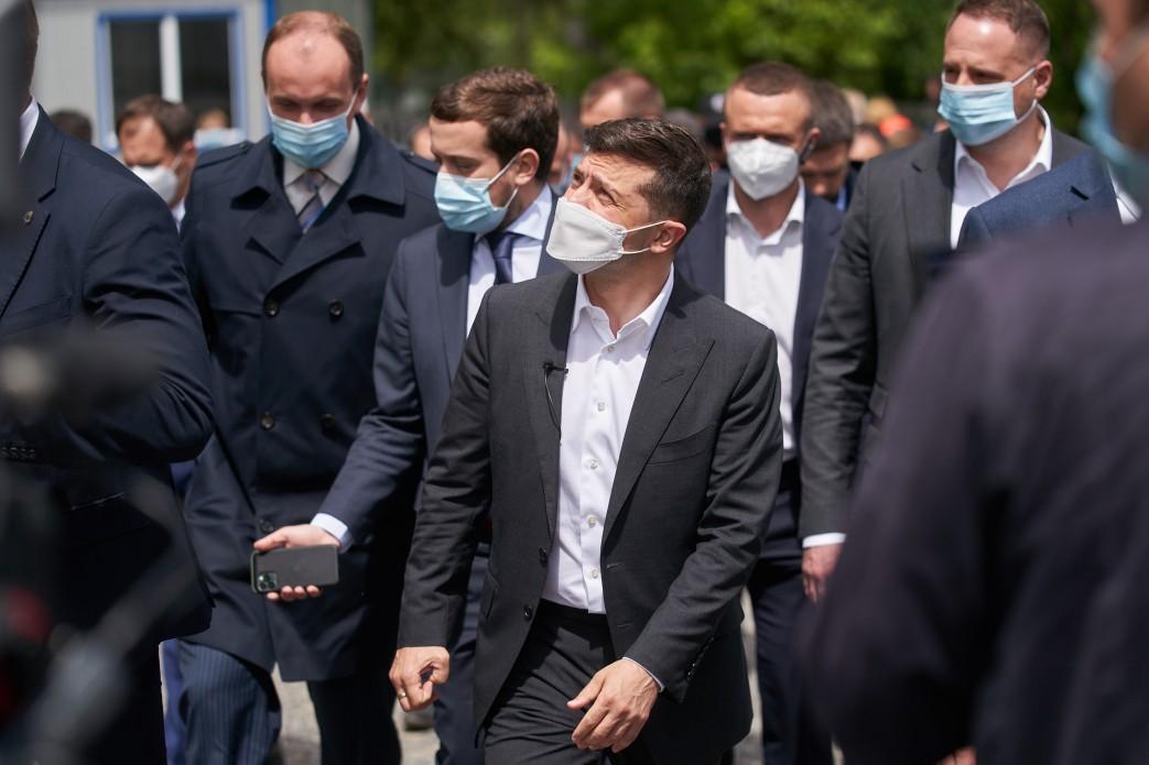 Зеленський: контрабандисти ще два-три роки«штормитимуть» Україну / фото president.gov.ua