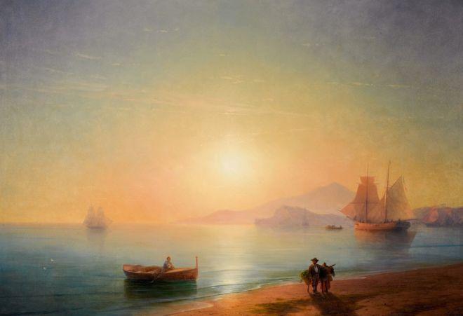 Картину Айвазовського продали за рекордну суму / Фото sotheby's