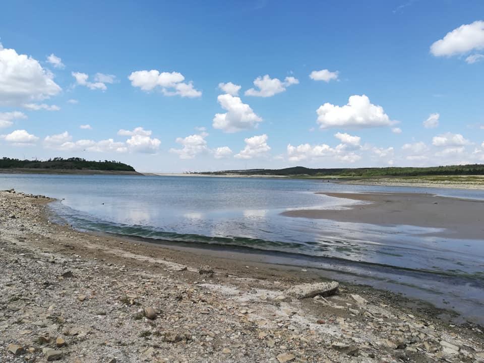 the Simferopol reservoir / twitter.com/krimrt
