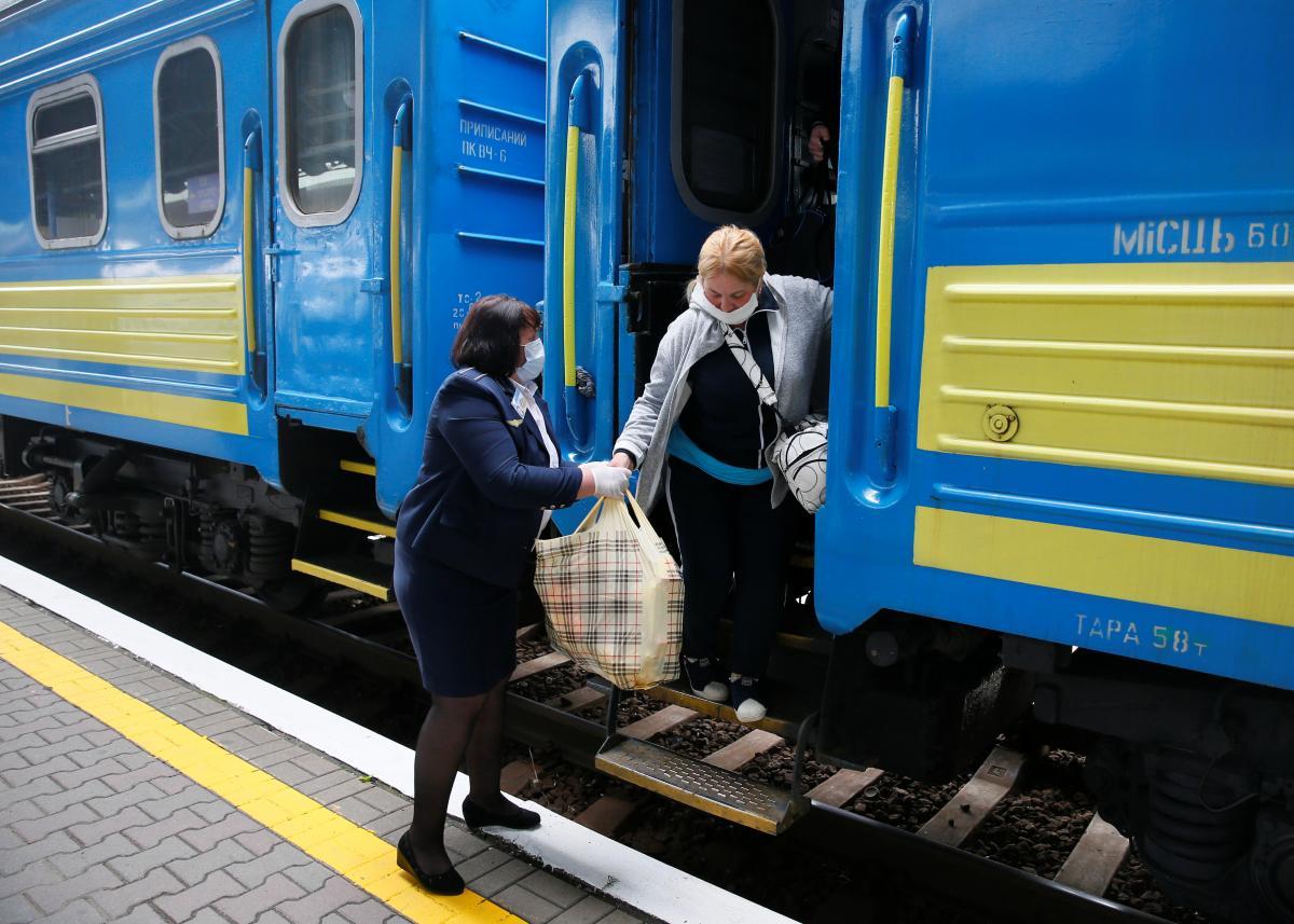 У потягах з'явиться харчування / REUTERS