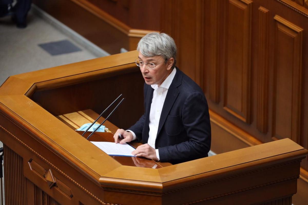 Ткаченко рассказал о планах / фото Facebook Александра Ткаченко