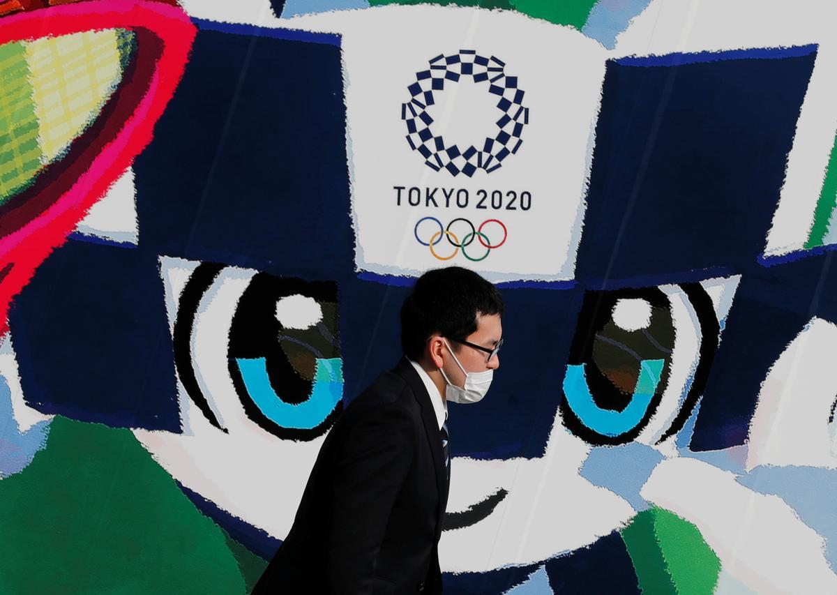 Олимпиада-2020 пройдет в Токио / фото REUTERS