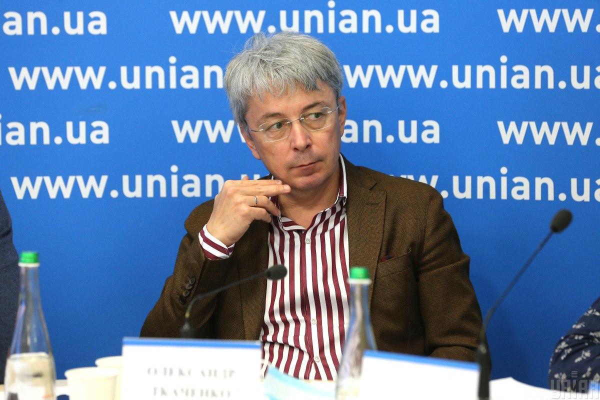 Ткаченко назвал причины закрытия телеканалов Медведчука / фото УНИАН