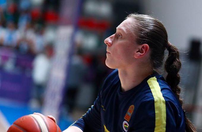 Прошлый сезон Алина Ягупова провела в Фенербахче / фото instagram.com/fbkadinbasket