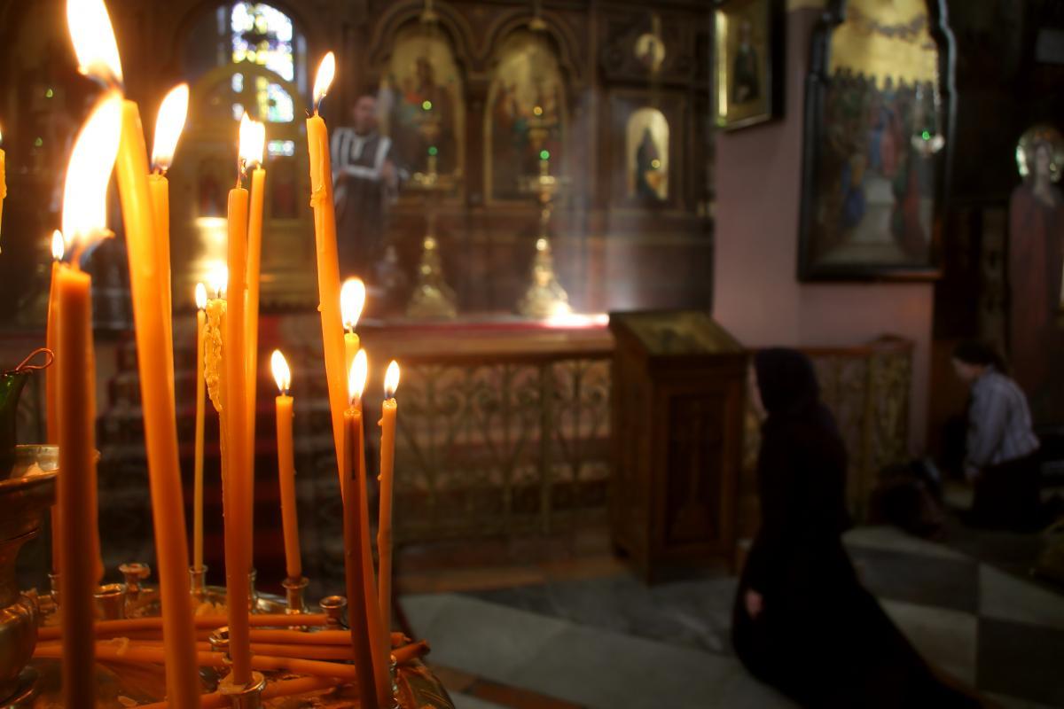 Инцидент произошел в храме Воскресения Славуще/ фото ua.depositphotos.com