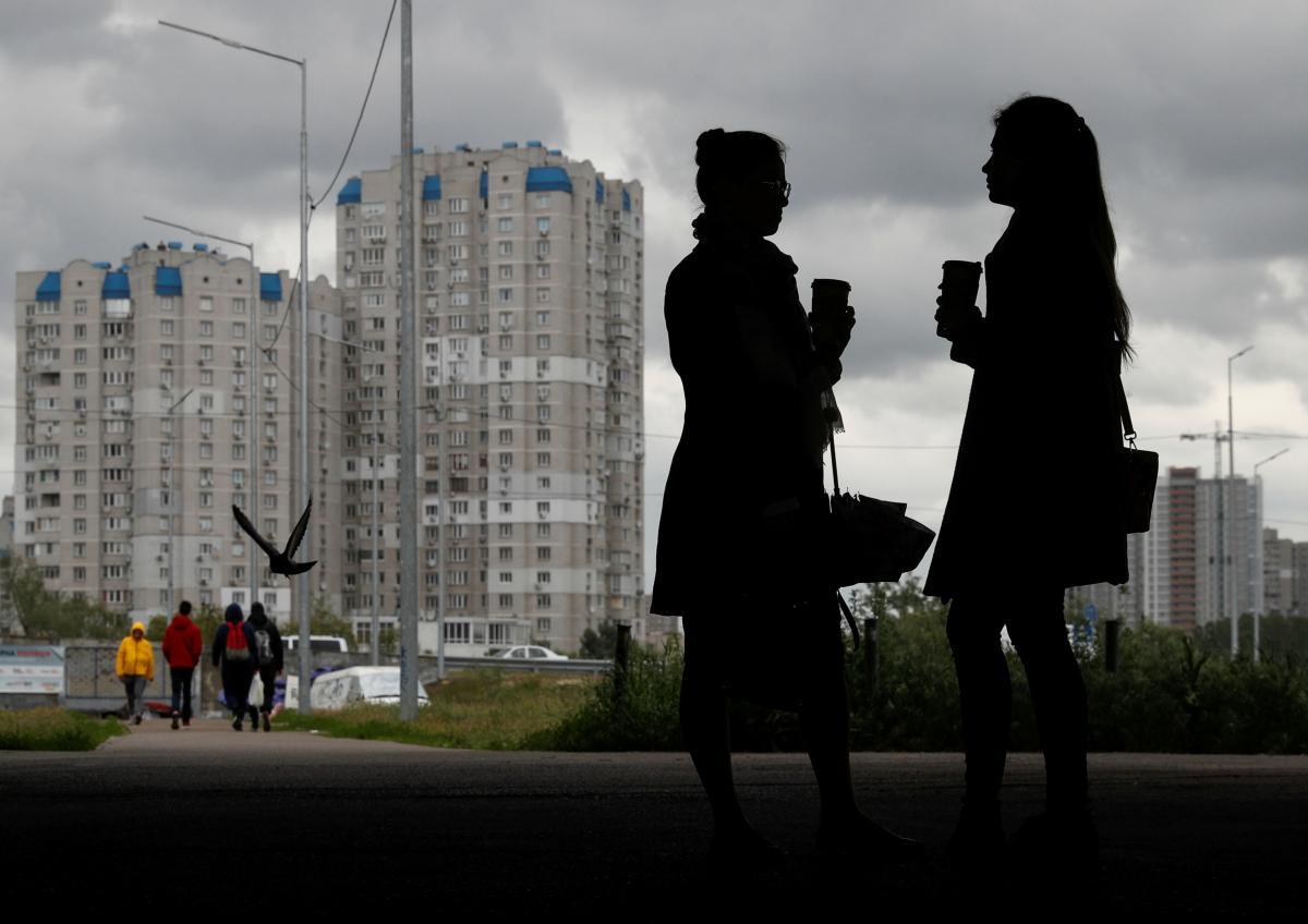 Держстат назвав чисельність населення України / Ілюстрація REUTERS