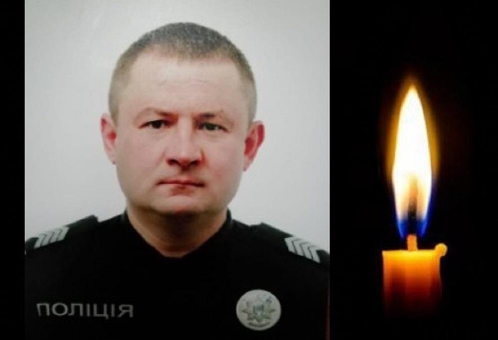 Стрельба в Броварах - погиб полицейский, который задерживал участников стрельбы / facebook.com/pol.kyivregion