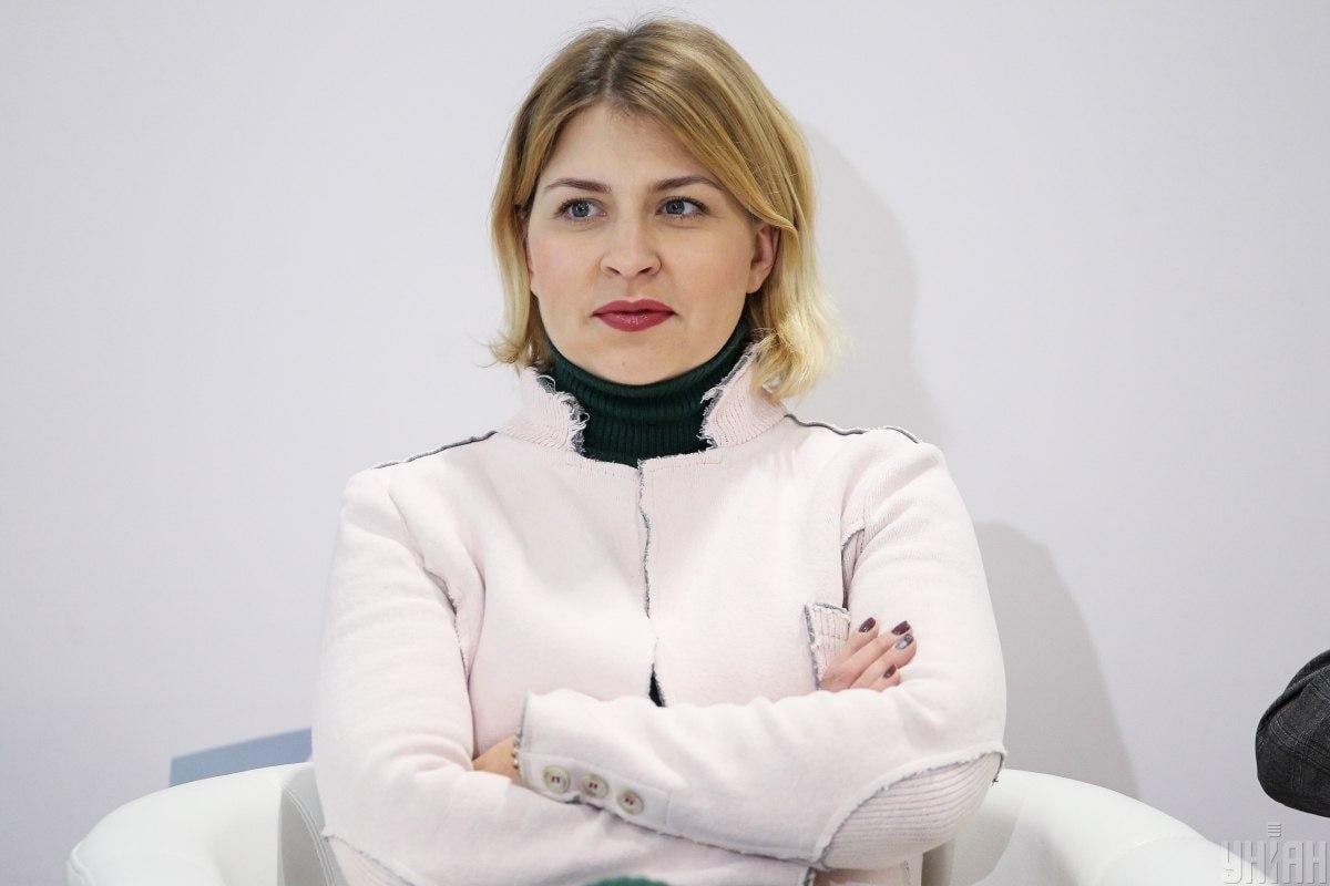 Сегодня она была назначена вице-премьером / фото УНИАН