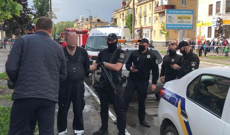 Затриманому загрожуєдовічне ув'язнення / фото pl.npu.gov.ua