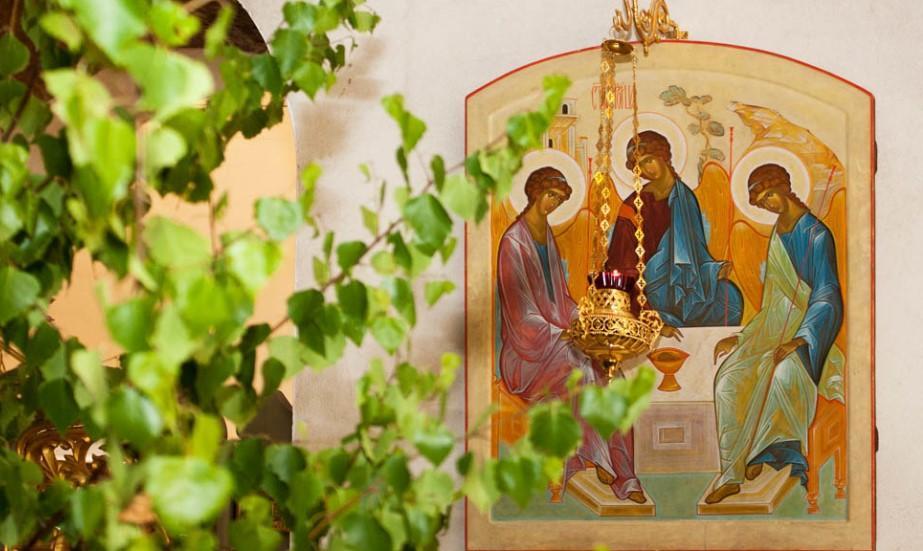 Троица 2021 - дата и традиции / фото pravoslavie79.ru
