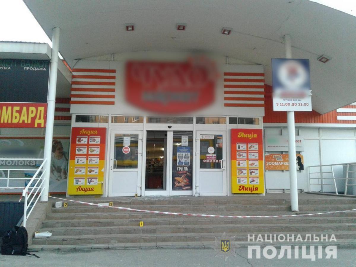 Сумма нанесенного ущерба устанавливается / фото Нацполиция области
