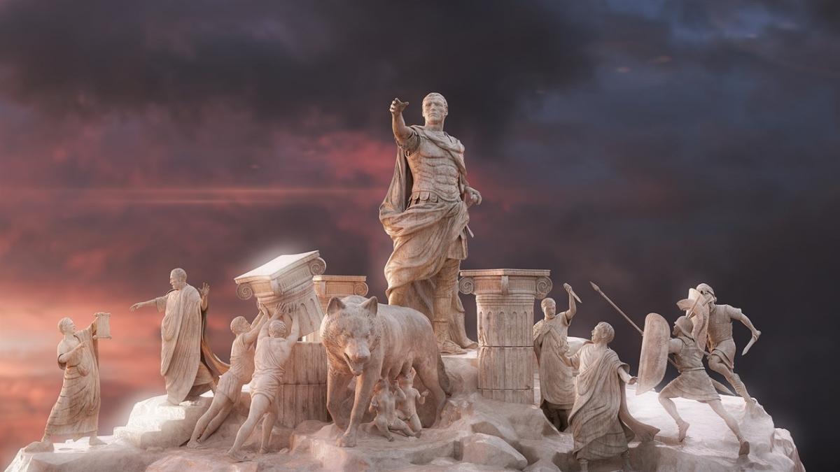 Imperator: Rome - одна из игр студии Paradox / скриншот microsoft.com