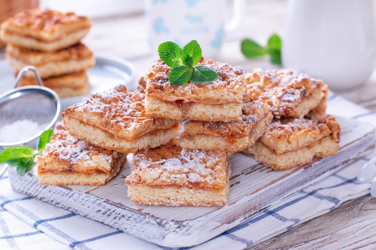 Рецепт тертого пирога с повидлом / фото ua.depositphotos.com