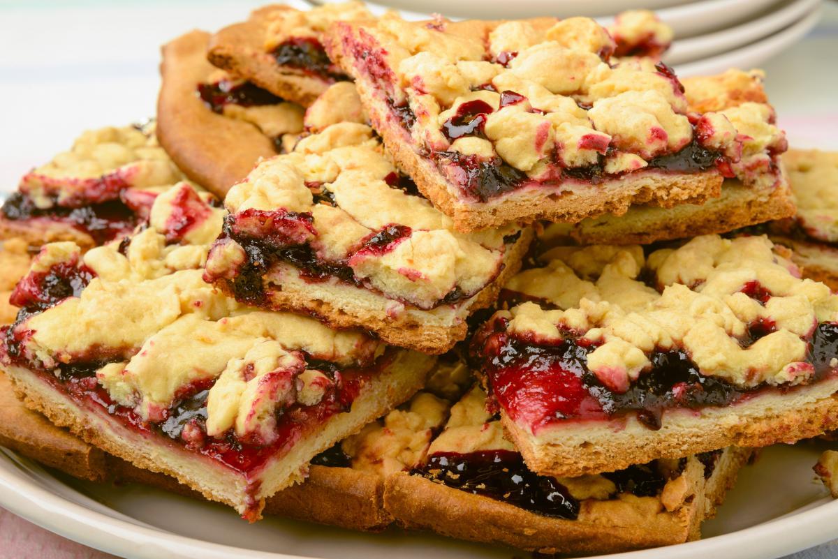 У 1942 році в Англії ввели обмеження на вміст цукру і джему в пирогах / фото ua.depositphotos.com