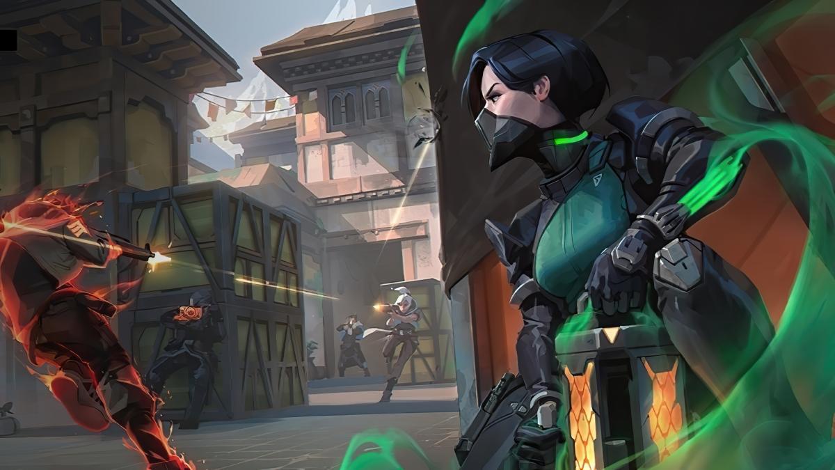 Valorant вийшов 2 червня на ПК / pcgamer.com