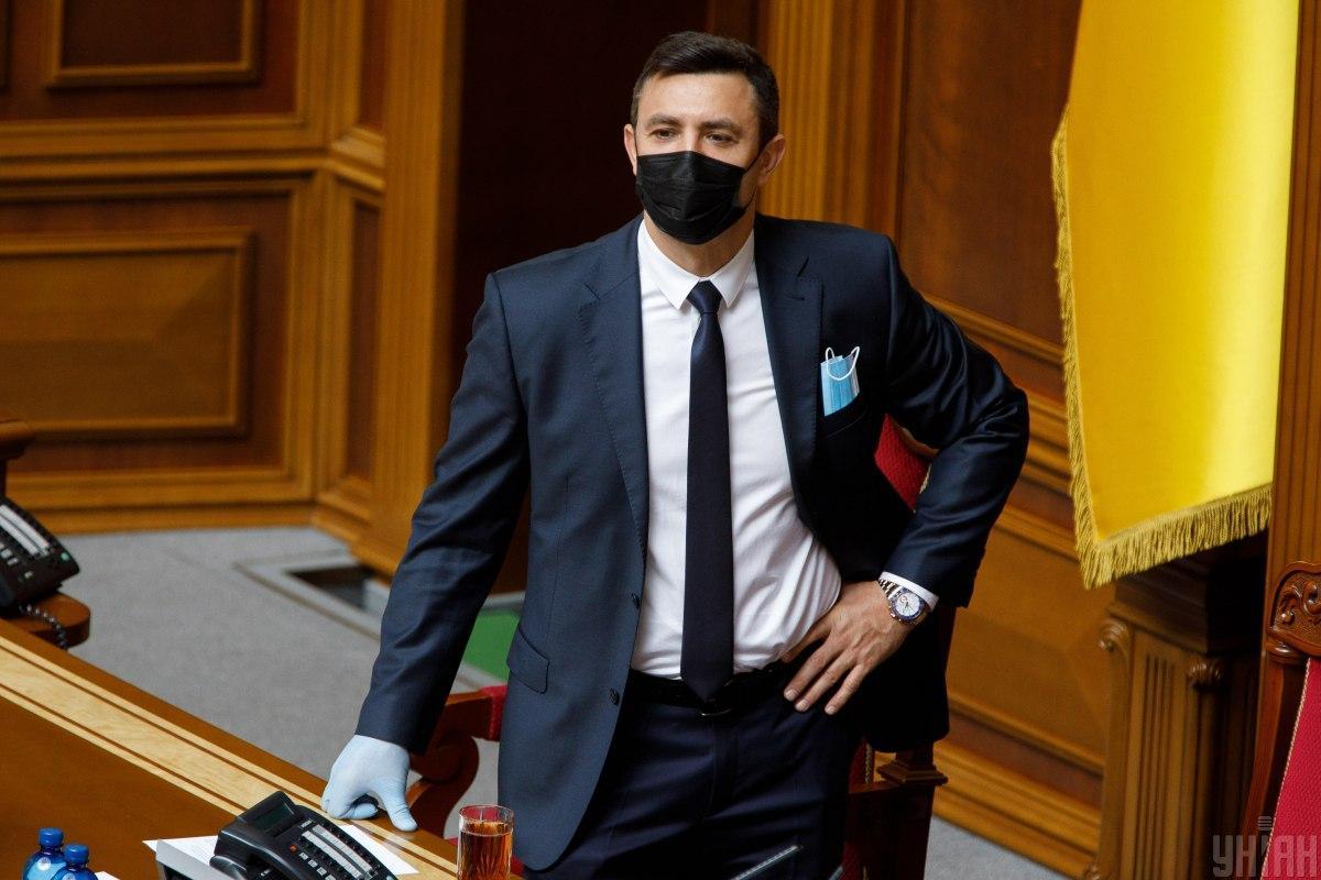 """Те, що трапилося депутат назвав """"свавіллям"""" / фото - УНІАН"""