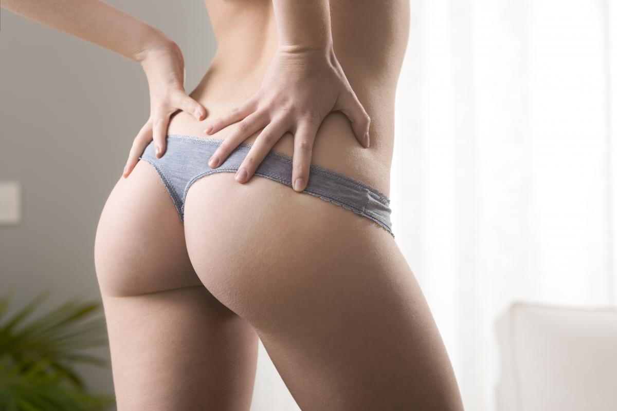 В РФ пришли к выводу, что стринги могут вызвать бесплодие / фото ua.depositphotos.com
