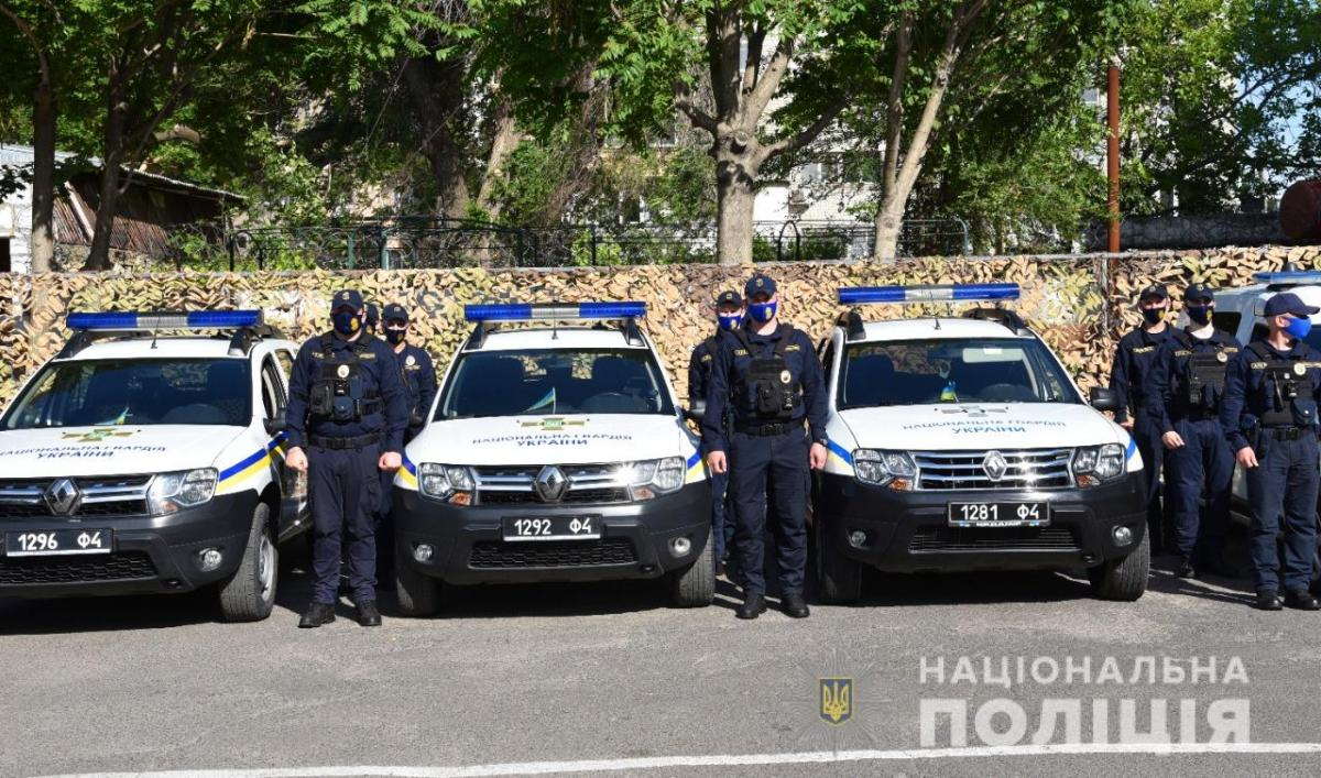 В регионе начала работать туристическая полиция / фото od.npu.gov.ua