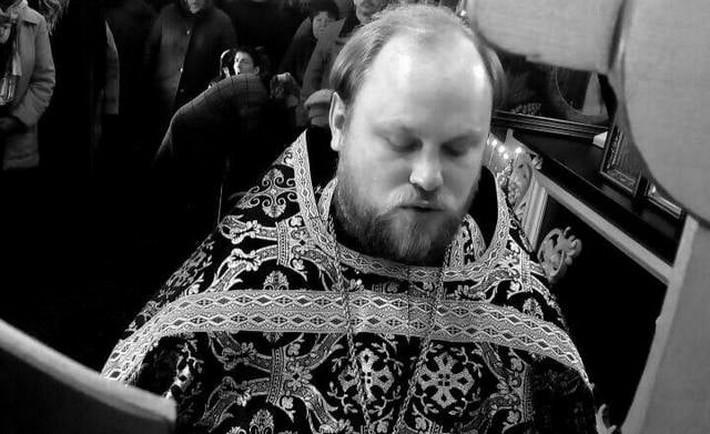 Отец Грунин умер от коронавируса / Фото vycherpno.ck.ua