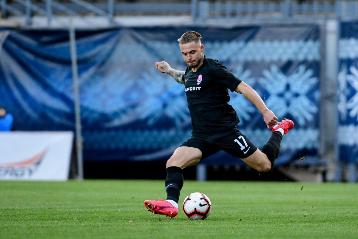 Богдан Леднев является одним из лидеров Зари / фото ФК Заря