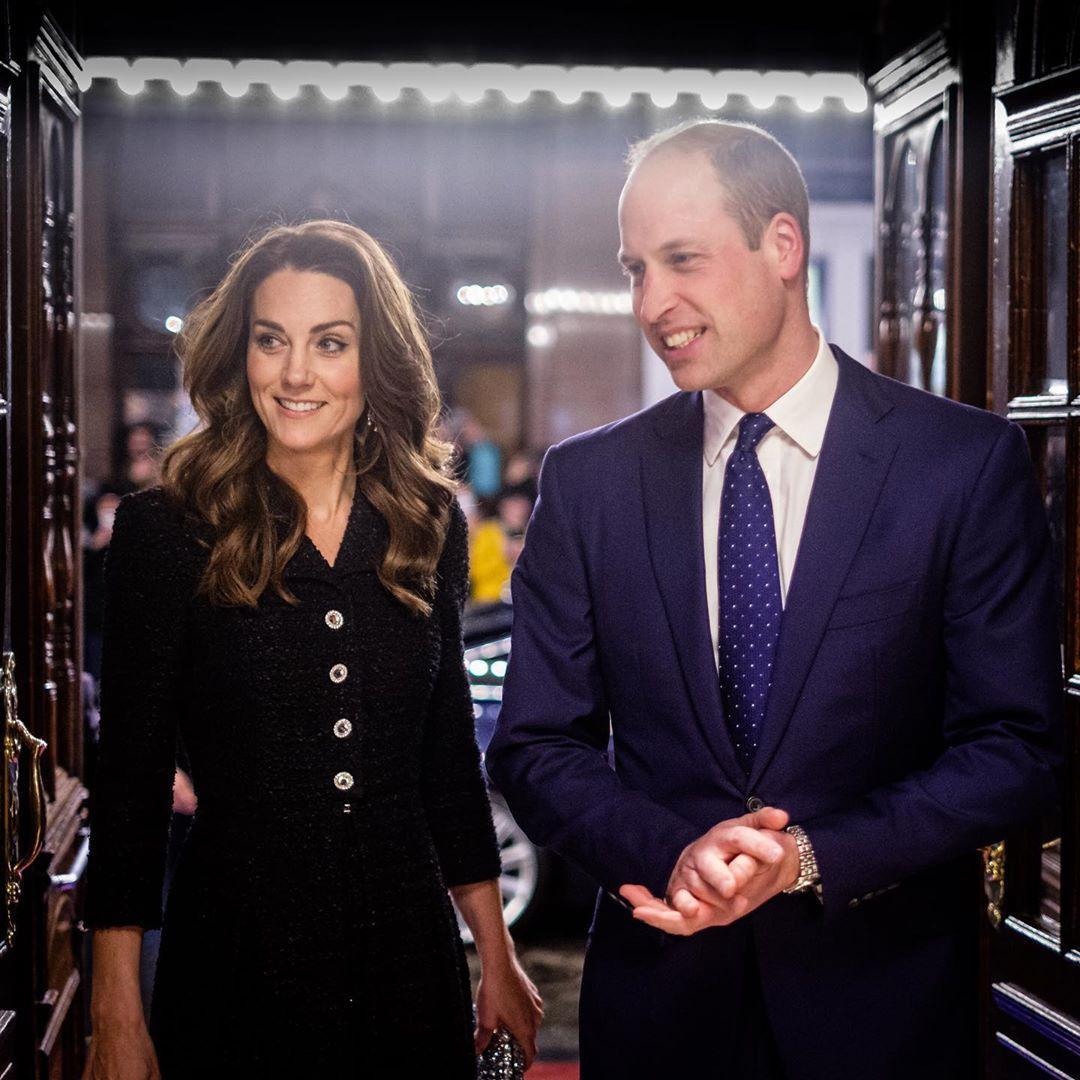 Принц Уильям тайно работал в службе доверия / instagram.com/kensingtonroyal/