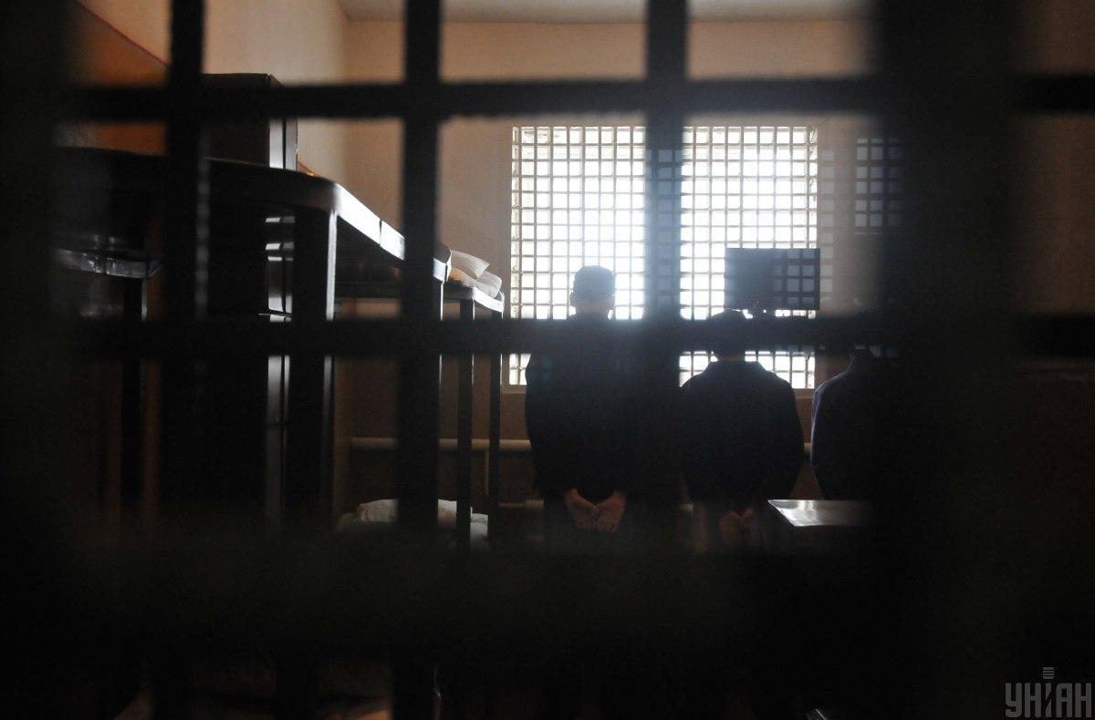 Это уже вторая голодовка Натальи Херше / фото УНИАН Владимир Гонтар