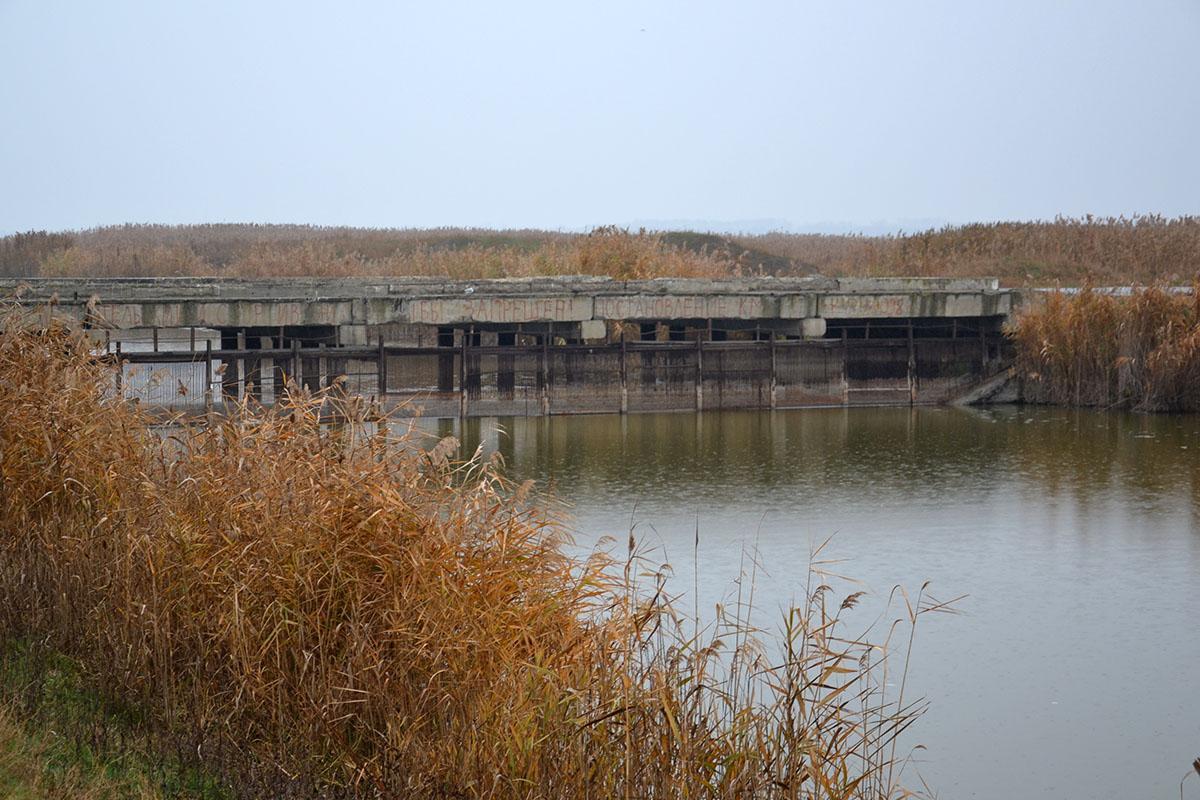 Мост через канал Кофа может рухнуть в любой момент / фото eko.izmail.es