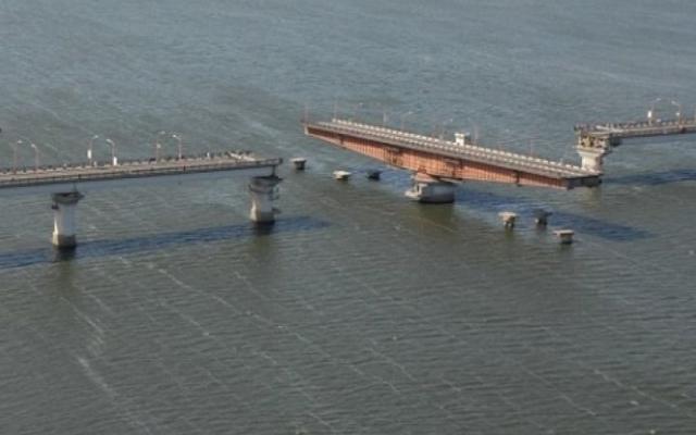 В Николаеве аварийным является разводной Южнобугский мост/ фото nikolaev24.com.ua
