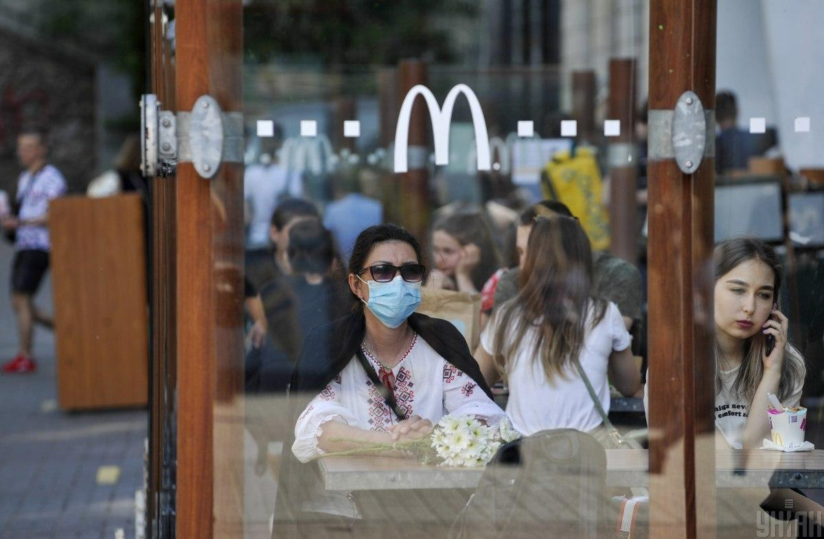 За сутки в Украине обнаружили 841 новый случай заражения коронавирусом / фото УНИАН