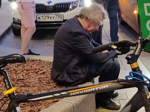 У вівторок Єфремов має повернутися в поліцію і дати свідчення / Фото: r_memel / Twitter
