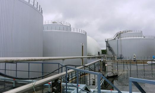 Біогазовий комплекс агрохолдингу I&U Group побудовано за новітніми технологіями з використанням сучасного австрійського обладнання