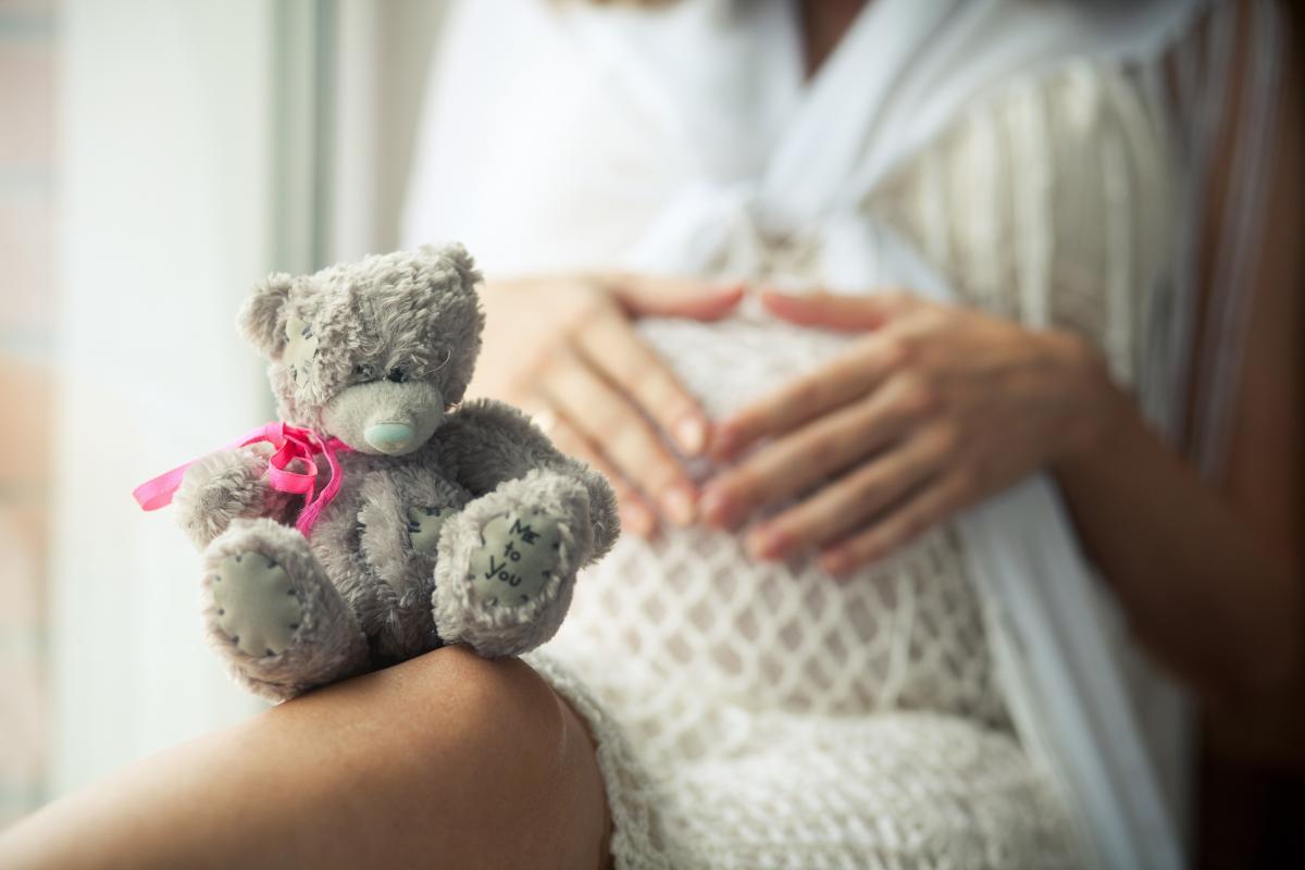 Эксперты США сообщили о повышенном риске смерти от COVID-19 для беременных / фото ua.depositphotos.com