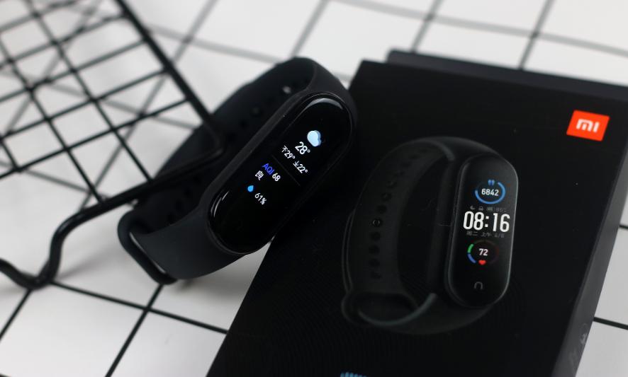 Xiaomi представила новый фитнес-браслет / xiaomishka.ru