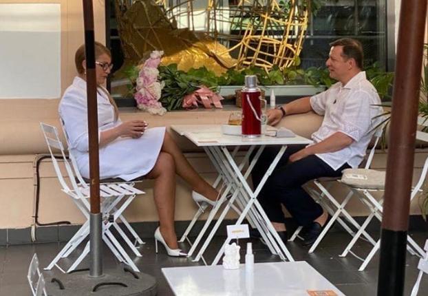 Тимошенко поможетЛяшко вернуться в Раду / Facebook Татьяна Лупова