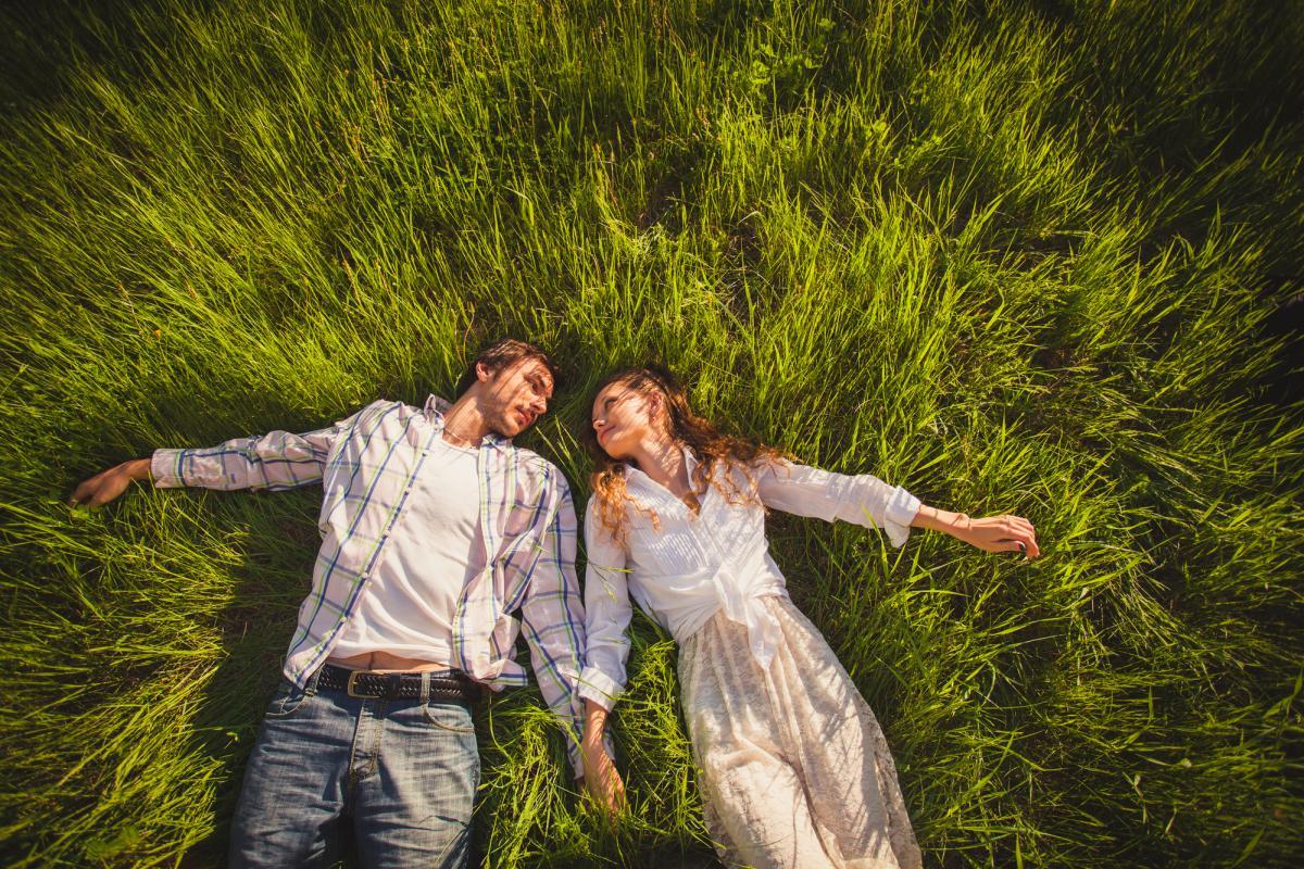 Идеи для секса на природе / фото ua.depositphotos.com