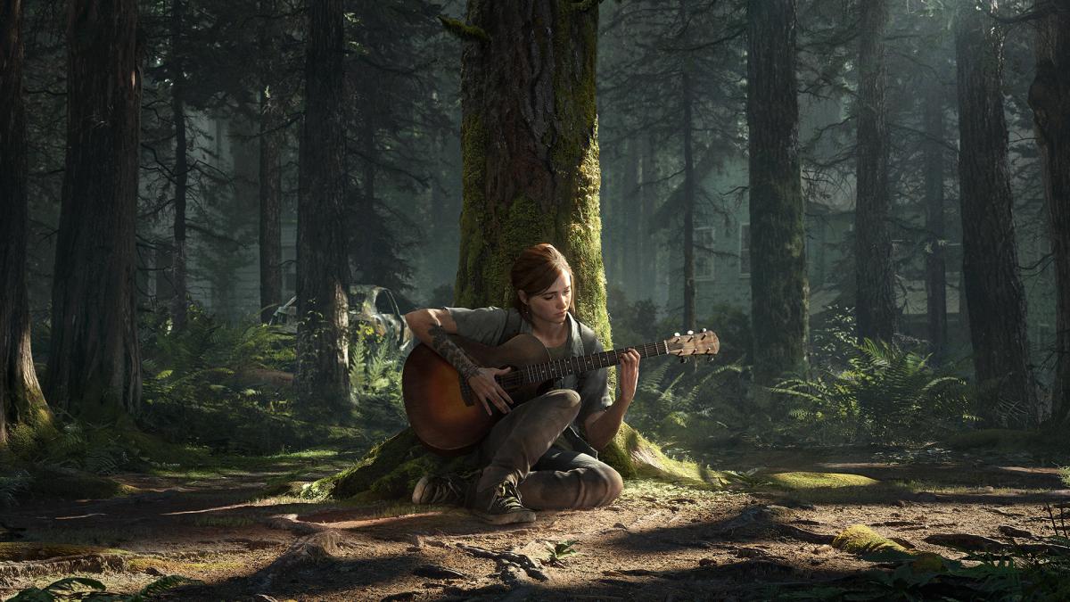 The Last of Us Part II признана лучшей игрой года / фото playstation.com